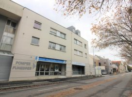 location Local Commercial 72m² RENNES 35