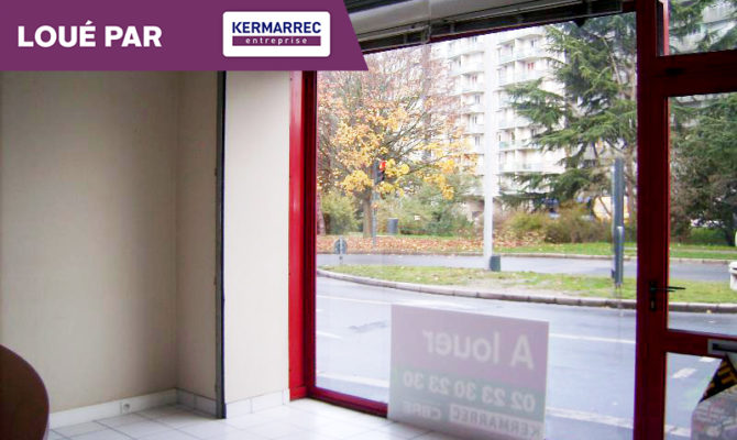 location Local Commercial 45 m²