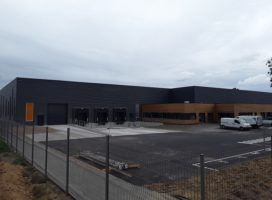 location Local d'activité 3140 m² SAINT-JACQUES-DE-LA-LANDE 35