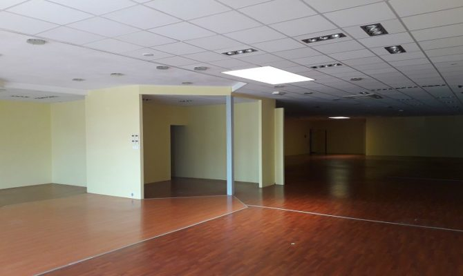 location Local Commercial 494m²