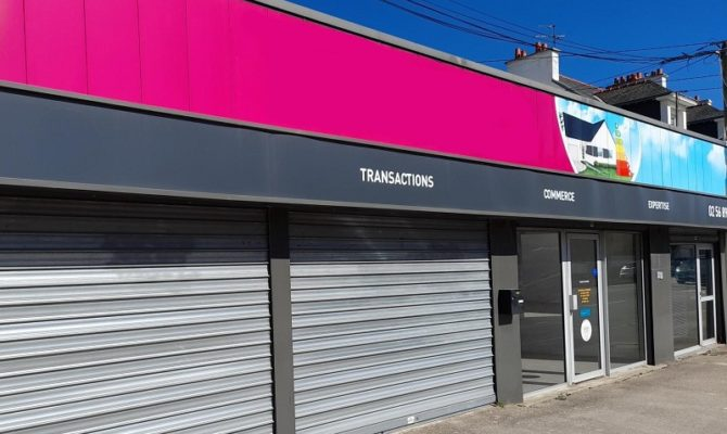 location Local Commercial 65m²
