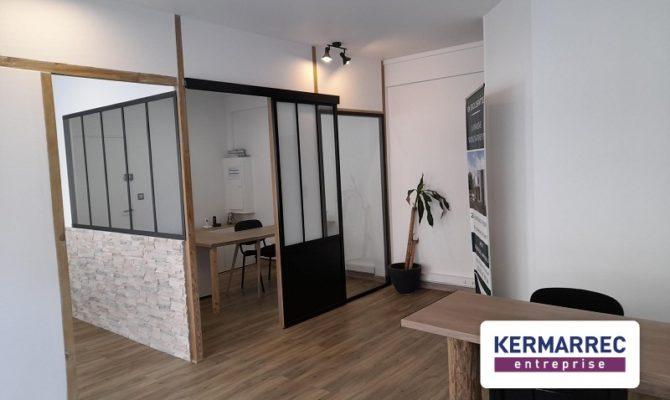 achat Local Commercial 72m²