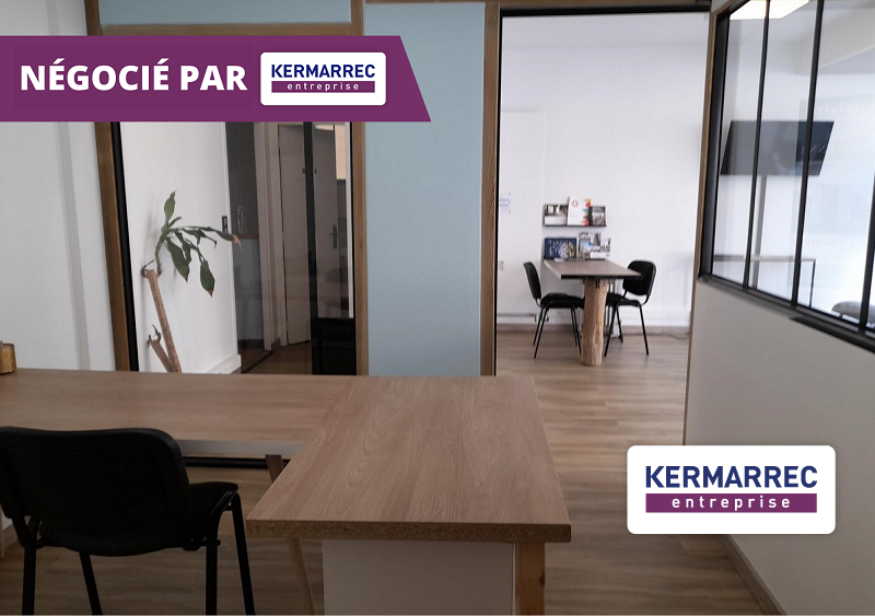 location Local Commercial VANNES – 56000 – 56.38163