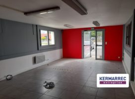 location Local Commercial 300m² LAILLE 35